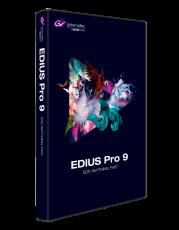 EDIUS Pro 9.3 Jump Upgrade von EDIUS 2-7, EDIUS EDU and EDIUS
