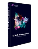 EDIUS Workgroup 9.3 Jump Upgrade von EDIUS 2-7 und EDIUS Pro 8 (Download) (! nicht EDIUS EDU / Neo)